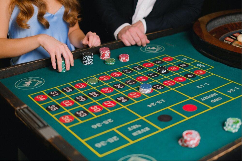Inside Roulette Bets