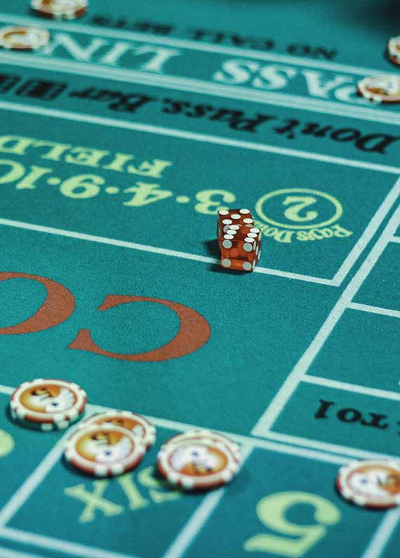 Learn How to Play Craps Online