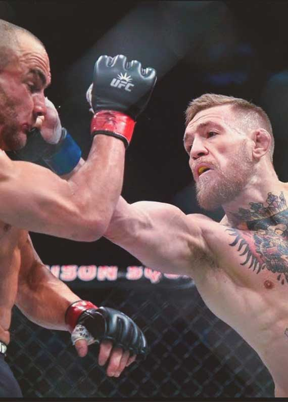 Learn how to bet on boxing, ufc and mma